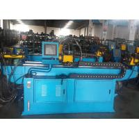 China Horizontal Manual Pipe Bending Equipment CE 12MPa SS Hydraulic Pipe Bender wholesale