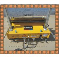 China Stucco Machine Single Phase Cement Mortar Spray Machine 0.75KW 220V 50HZ wholesale