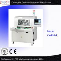 China Three Axis Workbench Automatic Feeder Label Printing Machines On PCB wholesale
