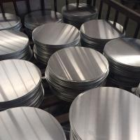 China 2019 Anodized Aluminum Discs 0.8mm With CE And ISO9001 Certificates Metal Disc wholesale