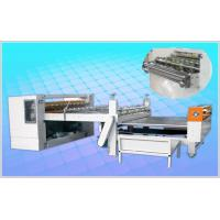 China Single Faced Slitter Cutter Stacker, Single Faced Corrugated Cardboard Slitting + Cutting wholesale