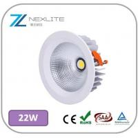 China 20w led recessed lighting cree led downlight 5 years warranty dimmable led on sale