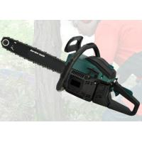 China Supper power 58CC Gas Powered Chain Saw , handheld 22 inch chain saw on sale