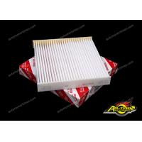 China 87139-02020 87139-YZZ16 Genuine Car Engine Filter For Toyota Camry / Corolla / Yaris on sale