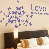 Buy cheap Fashion Design Wall Sticker from wholesalers