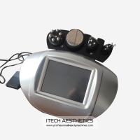 China 650nm Laser Ultrasonic Cavitation RF Slimming Machine With 5 Handpices wholesale