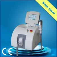 China Most effective ipl hair removal machines / laser hair removal home machine wholesale