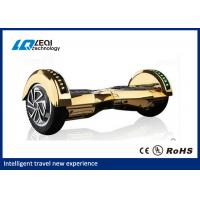 China Big Tyre 8 Inch Wheel Hoverboard , Fashion Smart Balance Wheel With Bluetooth wholesale