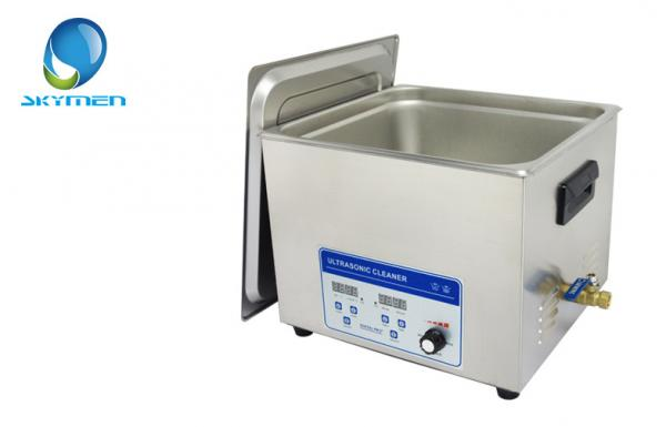 Quality Skymen Large Benchtop Ultrasonic Cleaner 15L for Optical Instruments for sale