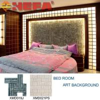 China Wall Mosaic Tile for Bedroom Background Wall Decoration wholesale