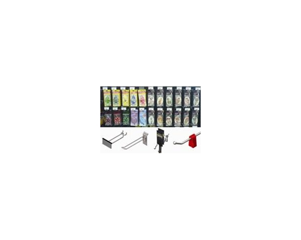 HOT Security lock peg hook,retail security products,Display hooks,for