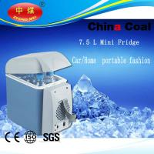 China 7.5L DC12 V car mini fridge wholesale