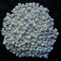 China Milk White EVA Hot Melt Adhesive , Strong Hot  Glue for High Grams Coated Paper Glue Book Binding wholesale