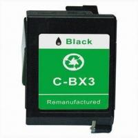 China Remanufactured Inkjet Cartridge for Canon BX-3 on sale