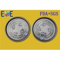 Coffee Can Lids Tinplate Can Easy Open End For Acidic Food Packing