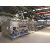 China Swing Coated Nut Roasting Machine Peanut Processing Euqipment Big Capacity wholesale