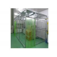 China Dynamic And Pharmatical Softwall Clean Room For Medical Equipment wholesale