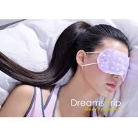 China Moisturizing Vapour Self Warming Eye Mask Medical Grade wholesale