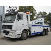 China SINOTRUCK HOWO Heavy Rotator Wrecker Tow Trucks High Strength Welding Steel on sale