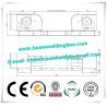 China Automatic Pipe Welding Rotator , Welding Manipulator / Welding Turning Rolls wholesale