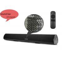 China 60 Watt Stereo Bluetooth Music Sound Bar For TV  / Computer / Tablets wholesale