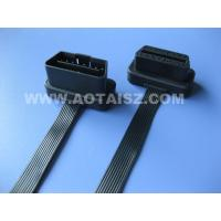 China 9-pin obd cable male to female extension cable on sale