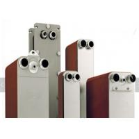 China Stainless 304 Brazed Plate Heat Exchanger , Welded Plate And Frame Heat Exchanger wholesale