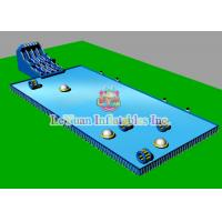 China UV Resistant Frame Swimming Pool Equipment NAPA701 Flame Retardant wholesale