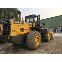 Buy cheap Good condition Used KOMATSU WA470-3 Wheel Loader,KOMATSU 470 LOADER from wholesalers