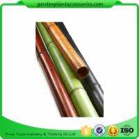 China Natural Bamboo Garden Stakes /  Bamboo Garden Canes 6ft For Plant Support wholesale