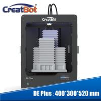 Digital Large Scale 3D Printer 590*430*780mm Dimension With Dual / Triple Extruders