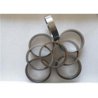 China Anti Corrosive Tungsten Carbide Roller / Flat Tungsten Ring Wear Resistance on sale