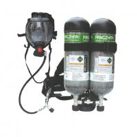 China Double bottle Carbon / Steel Composite Cylinder Self-contained Breathing Apparatus 12L SCBA wholesale
