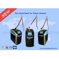 China Professional 1064nm 532nm 755nm picosure laser  tattoo pigment removal wholesale