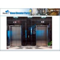 China 800KG Stable Machine-room Elevators / Lifts , Electrical Passenger Elevators Components on sale