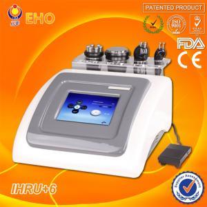 China 4 in 1 Portable Multipolar RF ultrasonic liposuction cavitation machine wholesale