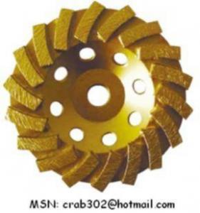 China Diamond Grinding Wheel Grinding And Polishing Granite, Marble wholesale