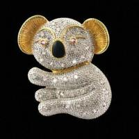 China Silver Jewellery/Jewellery Brooch, 925 Silver Brooches for Young Girls wholesale
