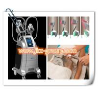 China 100% Fat Freezing Cryolipolysis Cold Body Sculpting Machine With Large Cryo Heads Size For Salon Use wholesale