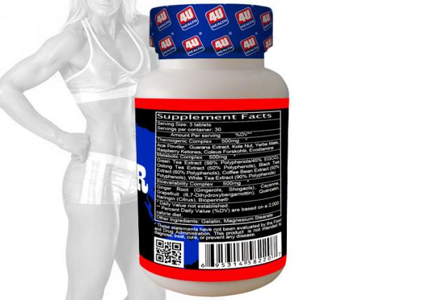 Lose weight fat losing supplements Bioavailability Complex gingerol shogaol