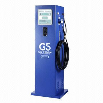 coin operated air machine for gas station