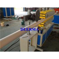 China 20-110mm PVC Pipe Extrusion Line / Production Line For Water Supply wholesale