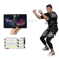 China electrical muscle stimulation fitness machine pulse stimulator wholesale