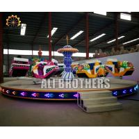 China 24P Capacity Outdoor Playground Equipment 380v Voltage 12 Months Warranty wholesale
