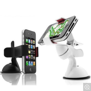 Quality Windshield Dashboard Car Mount Phone Holder Cradle For GPS Iphone 6 Plus for sale