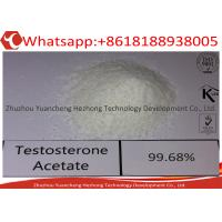 Buy cheap Testosterone Acetate CAS No 1045-69-8 Steroid Powder for Muscle Enhancer Bodybuilding from wholesalers