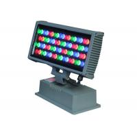 China High Lumen 36pcs LED Stage Flood Lights Full Color Lighting Waterproof RGB Lamp CE & RoHs LED Wall Washer wholesale