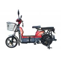 Max Loading 150 Kg Adult Electric Bike ,  Electric Hybrid Bicycle With Battery Power
