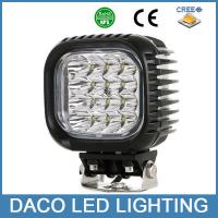 China Jeep Truck Led work lamp high bright 48w led work light on sale