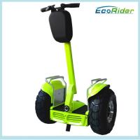China Self Balance 2 Wheel Electric Scooters 52Kg Net Weight With Anti - Theft Lock wholesale